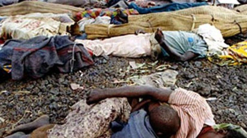 Genocída v Rwande