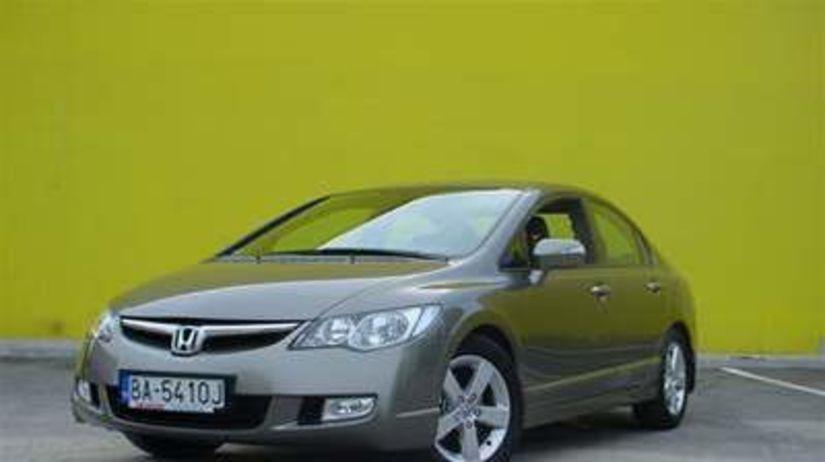 Honda Civic sedan 1.8 ES