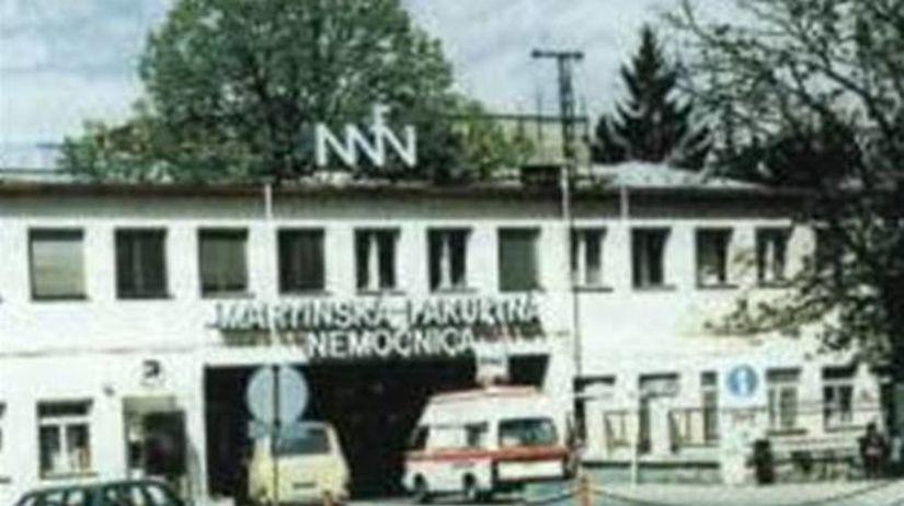 Martinská fakultná nemocnica