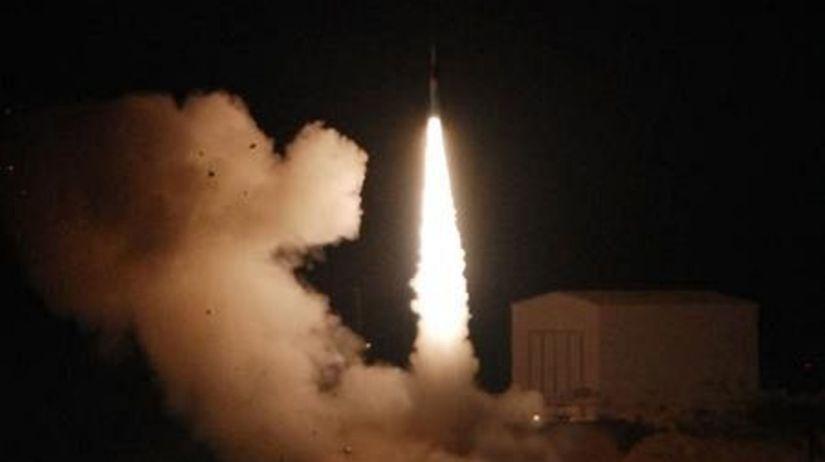Izraelská protiraketová obrana