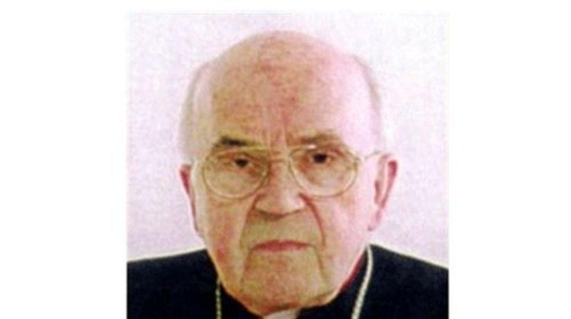 Katolícky biskup Štefan Vrablec