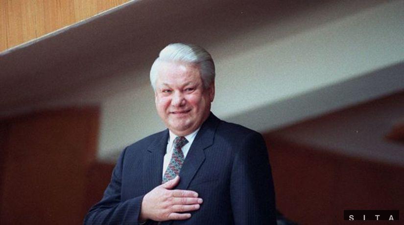 Boris Jeľcin