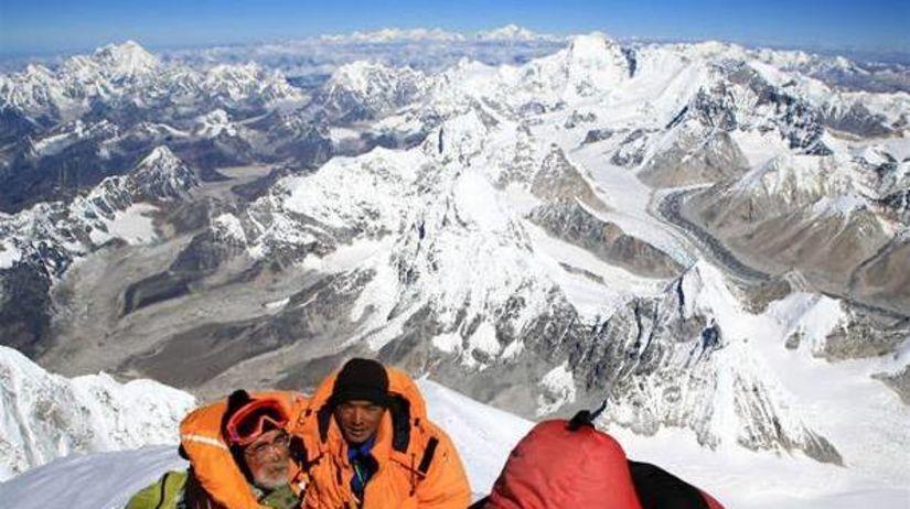 Horolezec, Mt. Everest