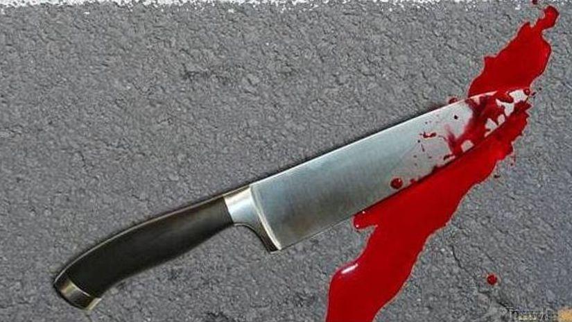 nôž, vražda, smrť, nehoda, zbraň