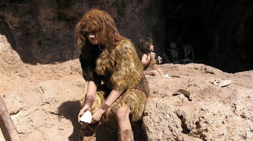 Neandertálci v Bojniciach