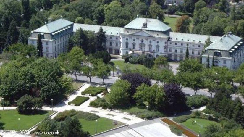 Budova Úradu vlády SR