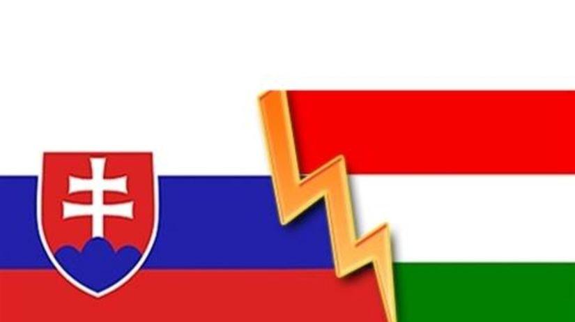 Slovensko, Maďarsko, vzťah, konflikt, napätie