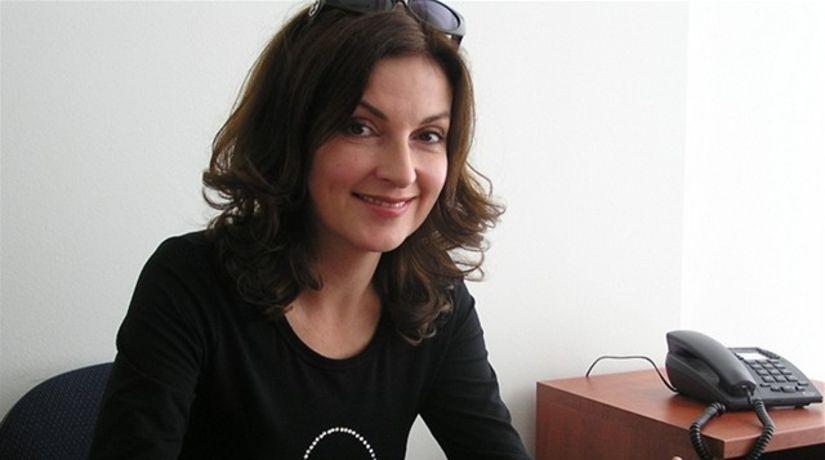 Speváčka Beáta Dubasová