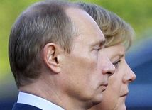 Návšteva Putina v Nemecku