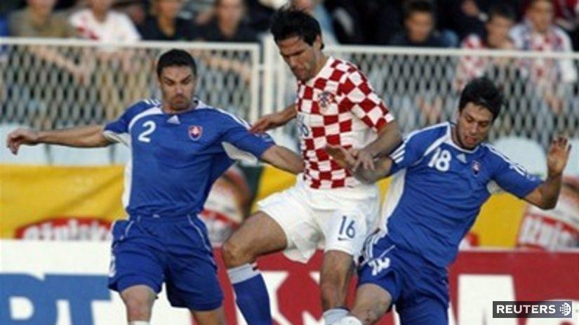 Chorvátsko - Slovensko