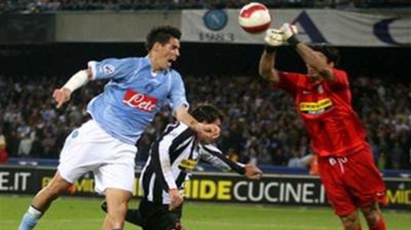 Neapol - Juventus