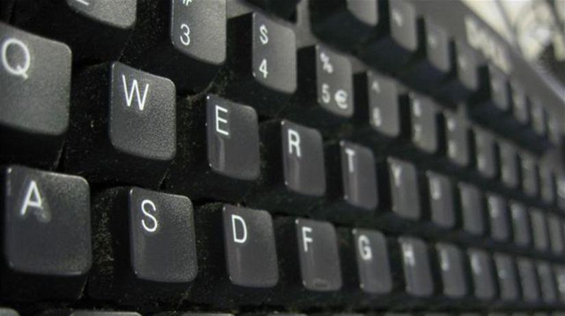 Klávesnica počítač