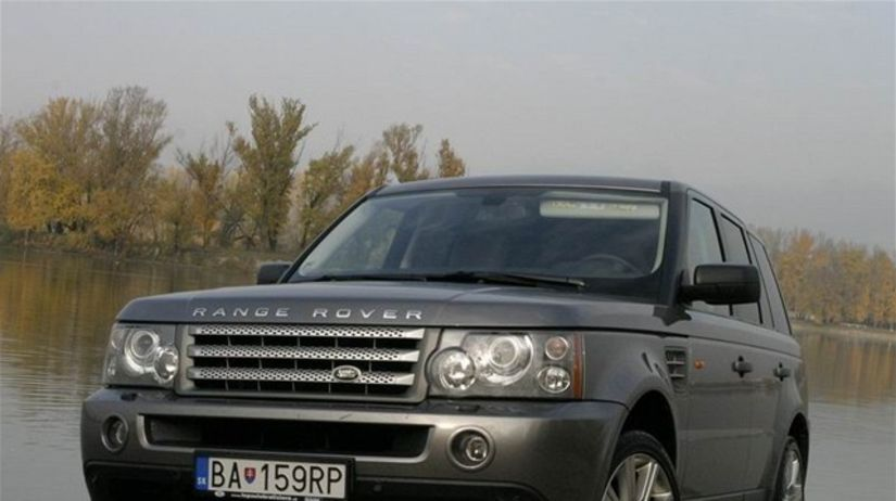 Renge Rover Sport Supercharged