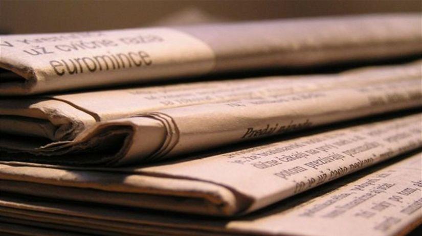 Noviny, denníky, tlač
