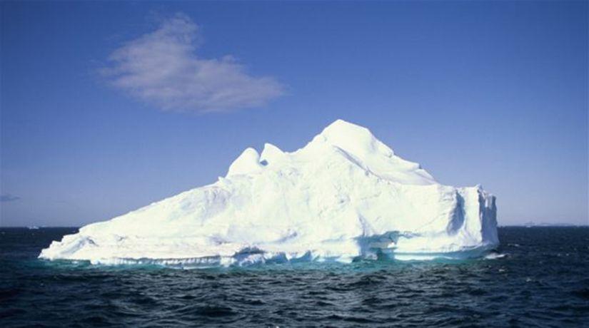 Ľadovec, kryha
