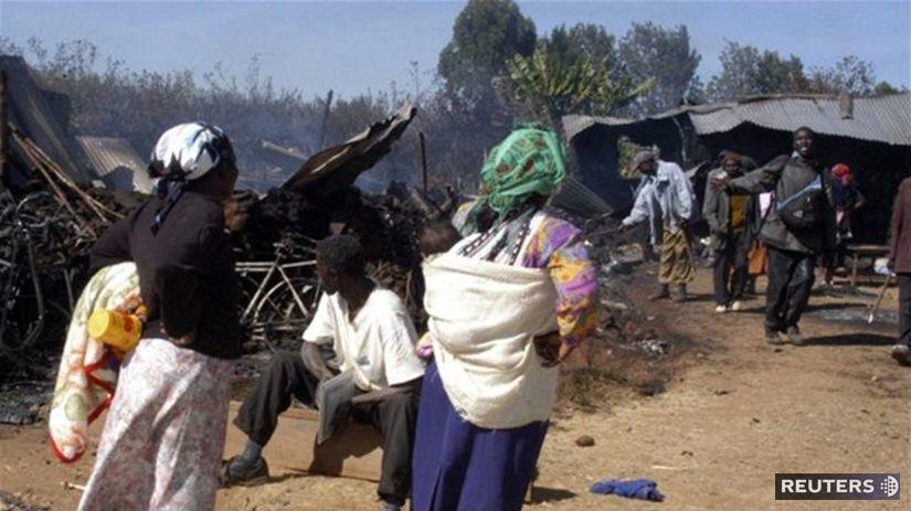 Občianske nepokoje v Keni