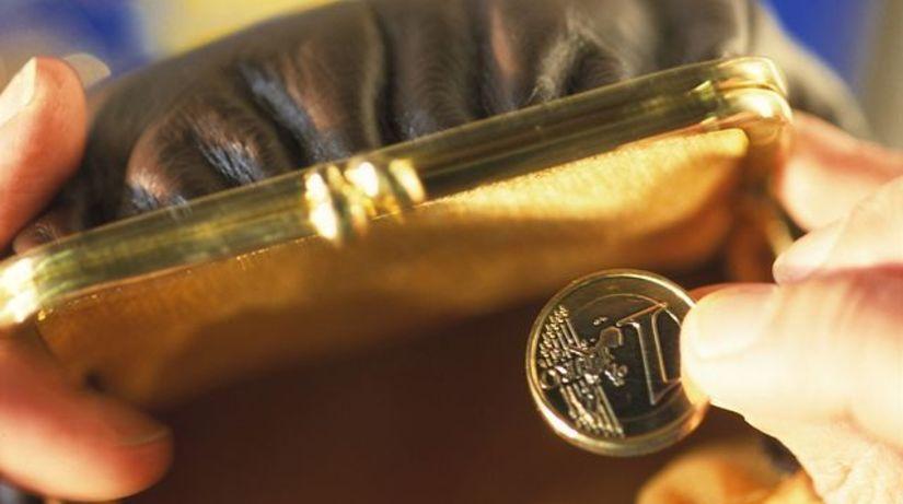 eurominca, eurozóna, peňaženka