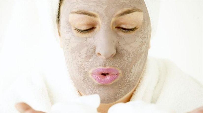 kozmetika - maska - pleť - starostlivosť