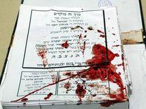 Masaker v rabínskej škole