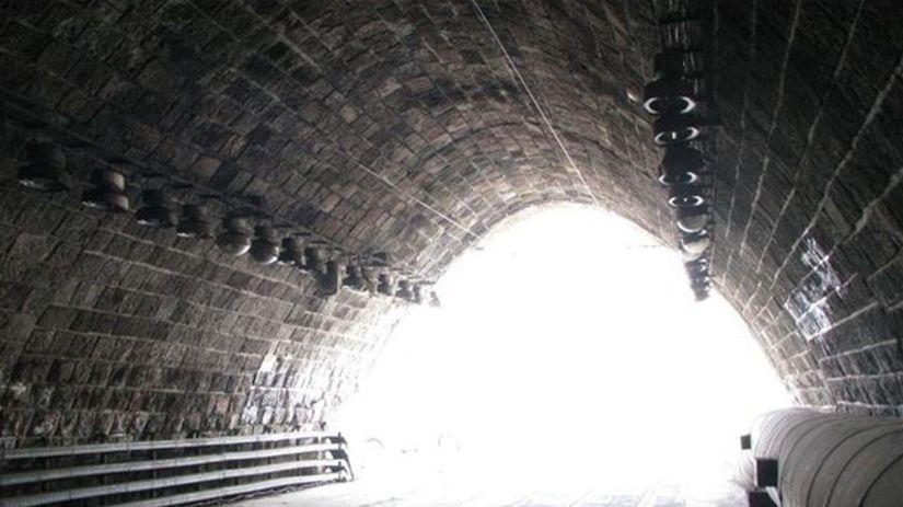 električkový tunel