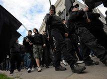 Pochod neonacistov