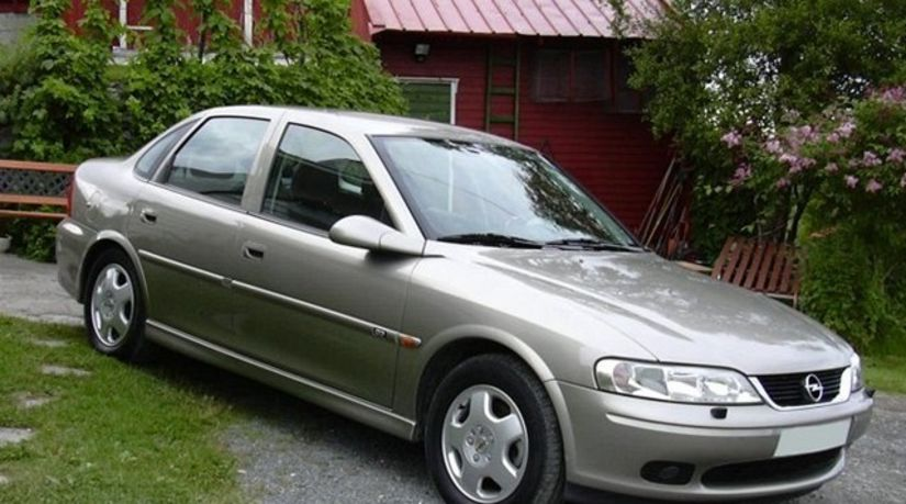 opel vectra 1996 2002 jazden aut auto. Black Bedroom Furniture Sets. Home Design Ideas
