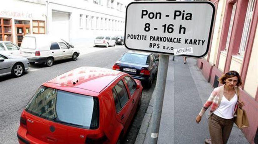 Auto, parkovanie