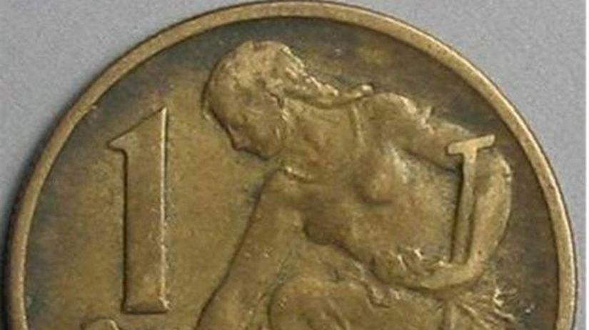 československá koruna