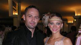 Daniel Volopich a Andrea Verešová