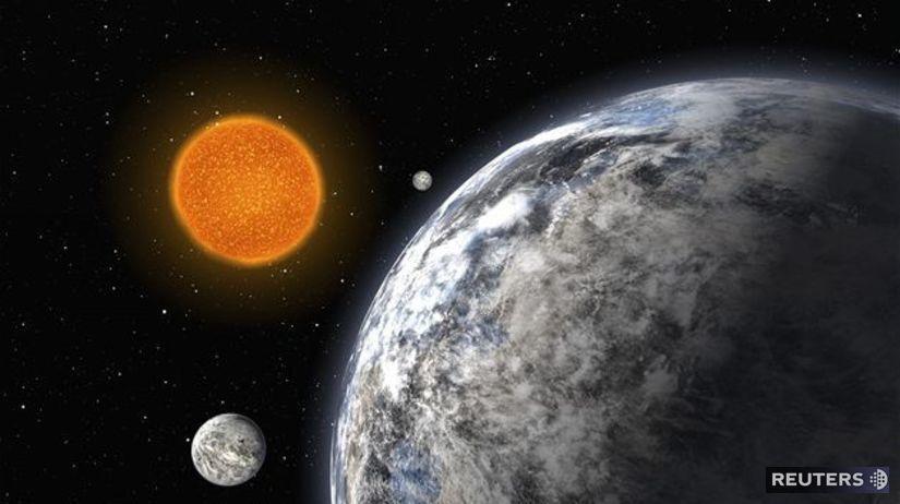 planéty, vesmír