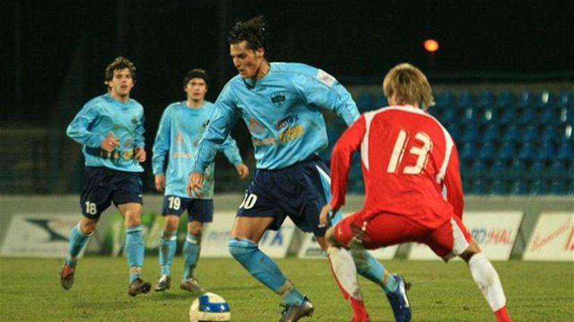Futbalisti FC Nitra