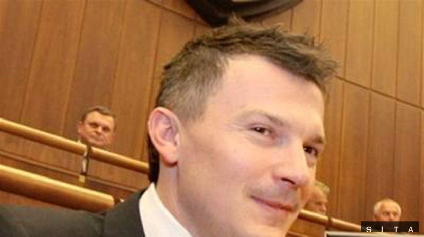 Minister financií Ján Počiatek
