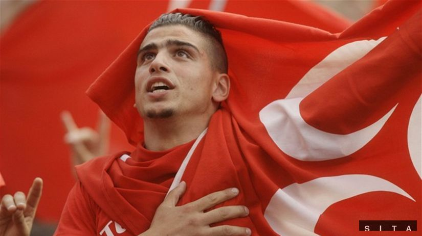 Fanúšik, Turecko