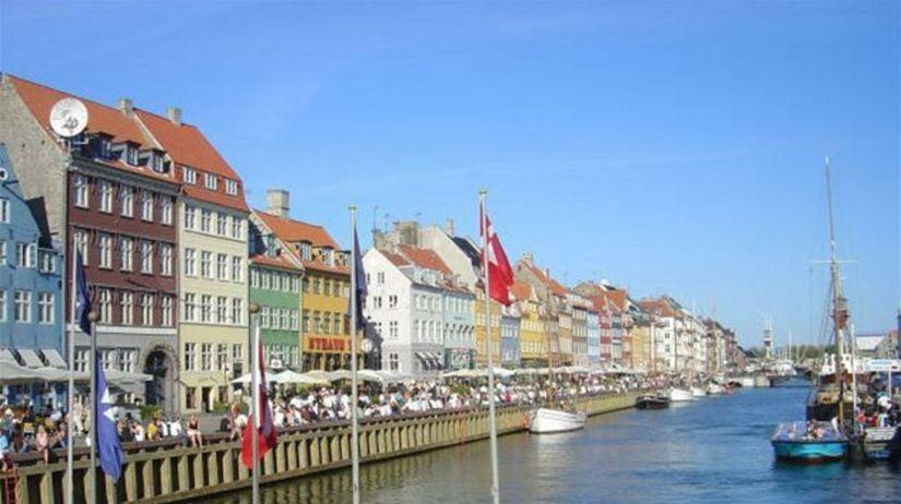 Kodaň, Dánsko, metropola
