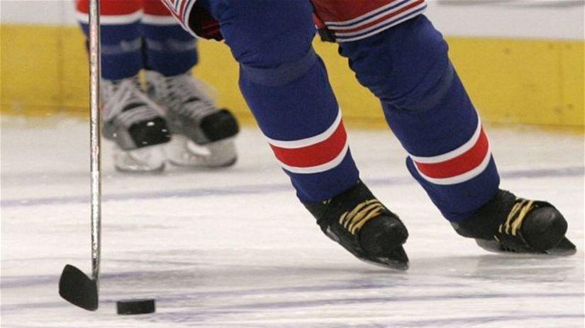 Hokej, puk, hokejka