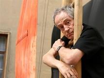Zomrel český herec Jan Tříska