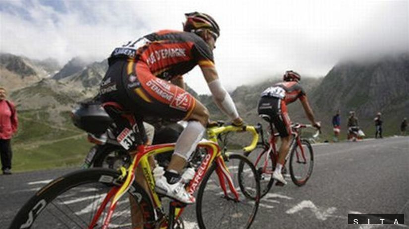 Tour de France, stúpanie, Pyreneje