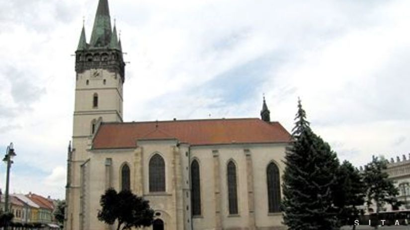 Kostol sv. Mikuláša, Prešov
