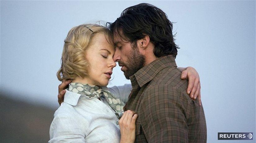 Nicole Kidman a Hugh Jackman - Australia