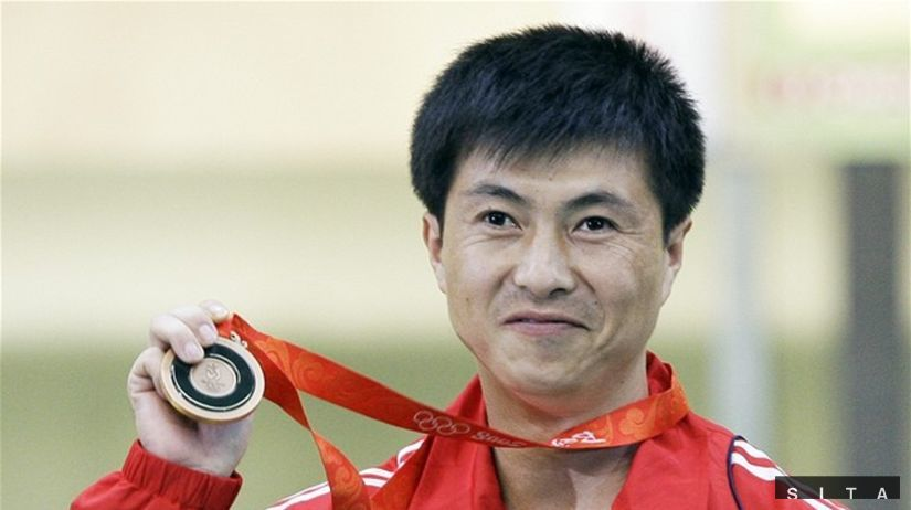 Kim Jong su, medaila, OH 2008