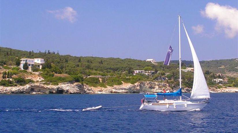 dovolenka, more, prázdniny, Korfu, Grécko,...