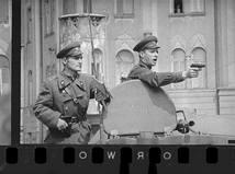Dôstojníci Sovietskej armády