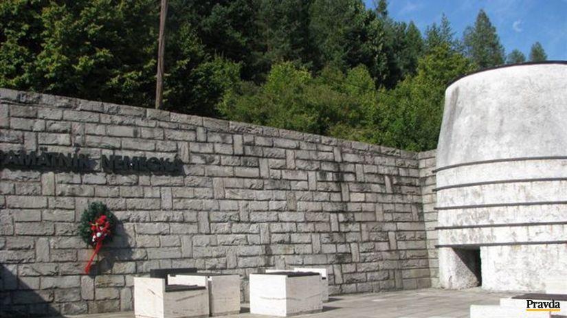 Pamätník SNP v Nemeckej