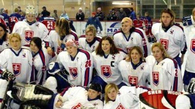 Hokejistky Slovenska