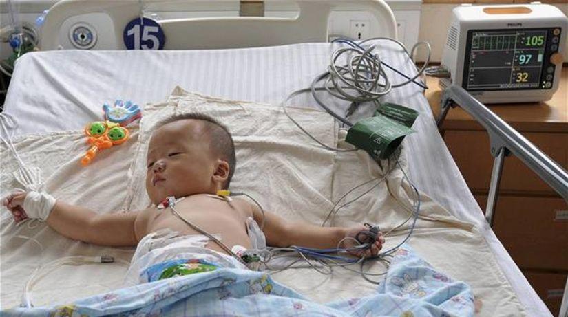 Čínske dieťa