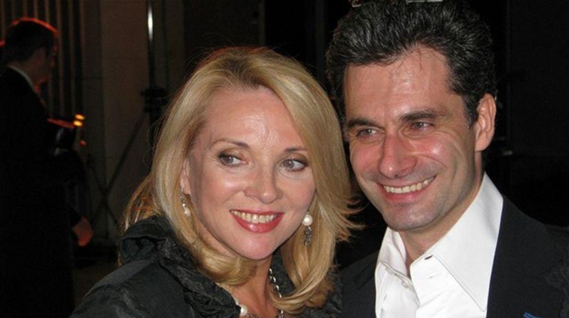 Zdena Studenková a Braňo Kostka