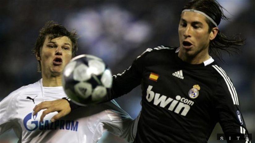 Zenit - Real Madrid
