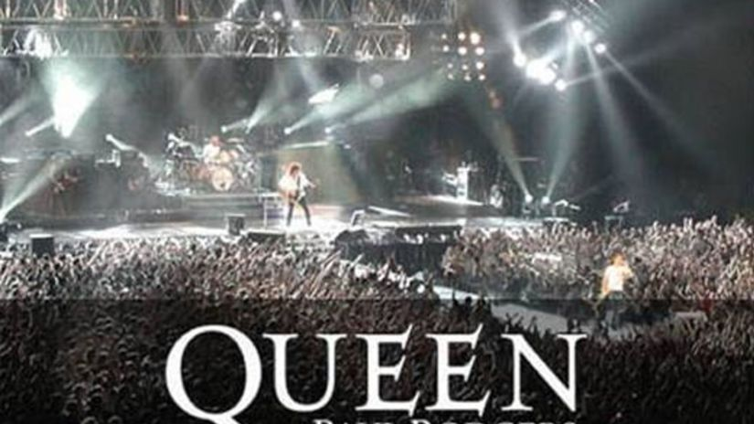 Queen + Paul Rodgers: The Cosmos