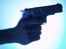 Zbraň, pištoľ, náboj, vražda, výstrel