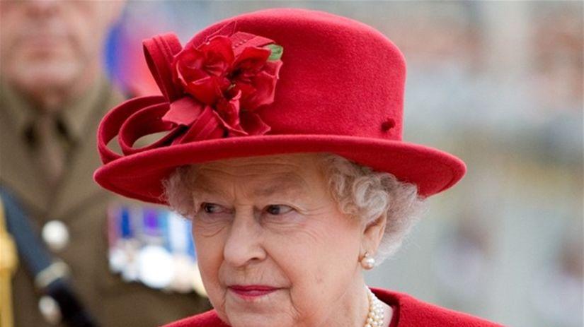 Britská kráľovná Alžbeta II. 2008